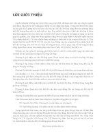 KẾT CẤU BÊ TÔNG CỐT THÉP THEO 22TCN272-05 VÀ ACI