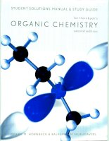 organic chemistry 2nd edition by hornback solutions guide