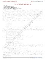 Chuyên đề Bài tập Địa lý ôn thi Đại học