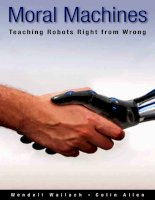 moral machines teaching robots right from wrong nov 2008