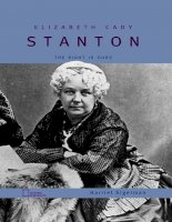 elizabeth cady stanton the right is ours nov 2001