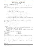 Lý thuyết và bài tập vật lý lớp 12