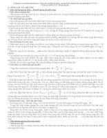 Giải các bài tập lý 12 phần lượng tử ánh sáng, thuyết tương đối hẹp