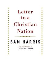 sam harris - letter to a christian nation