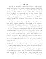 PHÂN TÍCH THỰC TRẠNG CHÍNH SÁCH ĐÃI NGỘ ĐỐI VỚI NGƯỜI LAO ĐỘNG TẠI CÔNG TY CỔ PHẦN TẬP ĐOÀN HDB VIỆT NAM