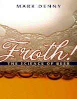 froth the science of beer 2009 - deny