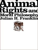 columbia university press animal rights and moral philosophy dec 2006