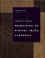 andrew s. glassner  -  principles of digital image synthesis vol 1 and 2