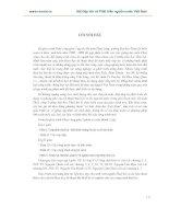 giáo trình thủy công tập 1 phần 2 - Hội Đập lớn và Phát triển nguồn nước Việt Nam