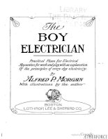 the boy electrician