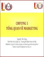 chiến lược marketing trong kinh doanh
