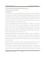 Internship report - HDBank - 2013-2014
