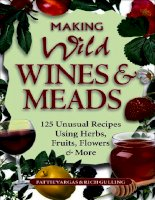 making wild wines and meads 1999 - vargas & gulling