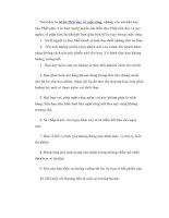 Tuyển tập những câu nói khích lệ tinh thần