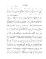"""Tích cực hóa phương pháp thuyết trình trong dạy học phần I """"Công dân với kinh tế"""" môn Giáo dục công dân ở trường THPT Như Xuân, huyện như Xuân, tỉnh Thanh Hóa"""