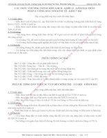 Giáo án GDCD lớp 11 cơ bản trọn bộ