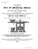 accum - 1820 - a treatise on the art of making wine from native fruits