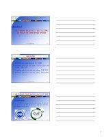 Chuong 9 hệ thống quản lý chất lượng an toàn vệ sinh thực phẩm