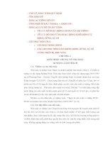 Tài liệu GIỚI THIỆU CHUNG VỀ NHÀ MÁY XI MĂNG LAM THẠCH pptx