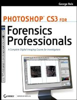 Tài liệu Photoshop CS3 for Forensics Professionals doc