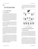 Thiết kế và lập trình web bằng ngôn ngữ ASP - Ebook