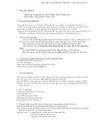 Tài liệu Tài liệu thi môi giới và tư vấn ĐTCK ppt