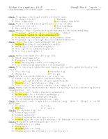 Tài liệu Lý thuyết trắc nghiệm vật lý 12 + đáp án doc