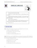 Tài liệu Trọng lực và đơn vị lực docx