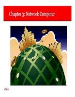 Tài liệu Chapter 3: Network Computer ATHENA doc
