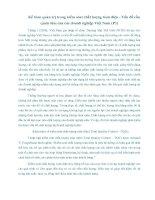 Tài liệu Kế tóan quản trị trong kiểm sóat chất lượng tòan diện - Vấn đề cần quan tâm ppt