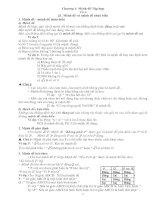 Bài Tập Đại số 10 Đầy đủ