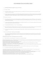 Tài liệu GIÁO TRÌNH KỸ NĂNG GIAO TIẾP SƯ PHẠM ( song ngữ ) pptx