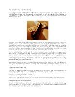 Tài liệu Xây dựng thương hiệu thành công pdf