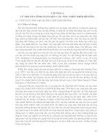 Tài liệu CHƯƠNG 4: LÝ THUYẾT TÍNH TOÁN KẾT CẤU ỐNG THÉP NHỒI BÊTÔNG doc