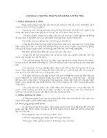 Tài liệu CHƯƠNG 4: PHƯƠNG PHÁP NHÂN GIỐNG CÂY ĂN TRÁI pptx