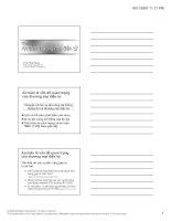 Tài liệu Bài giảng thương mại điện tử căn bản - Chương 03 doc