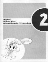 Tài liệu Anime Game Characters - Vẽ nhân vật game họat hình - Chương 2 doc