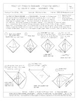Tài liệu Nghệ thuật xếp hình Nhật Bản: practice penguin pdf