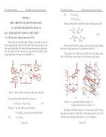 Tài liệu Điều chỉnh tốc độ truyền động điện các hệ thống biến đổi động cơ doc