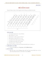 Tài liệu Tự học SAP 2000 bằng hình ảnh BT P7 doc