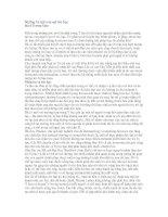 Tài liệu Những bí mật của sợi tóc bạc pdf