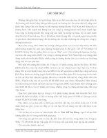 CÁC đặc điểm KINH tế kỹ THUẬT CHỦ yếu của CÔNG TY CỔ PHẦN CHỨNG KHOÁN sài gòn  hà nội (SHS)