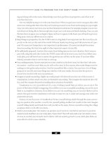 Tài liệu Toefl exam success in only 6 step part 3 ppt