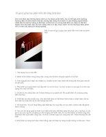 Tài liệu 16 gợi ý giúp bạn phát triển kỹ năng lãnh đạo pdf