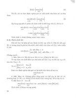 Tài liệu Chuyên đề bồi dưỡng học sinh giỏi toán GTLN, GTNN P2 ppt