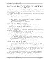 Tài liệu TÌM HIỂU CÁC BƯỚC GIẢI NHANH MỘT BÀI TOÁN VỀ LAI 1, 2 HAY NHIỀU CẶP TÍNH TRẠNG TƯƠNG PHẢN, SỰ TUƠNG TÁC GIỮA CÁC GEN KHÔNG ALEN docx