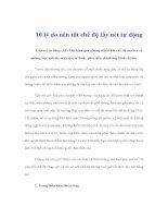Tài liệu 10 lý do nên tắt chế độ lấy nét tự động pdf