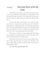 Tài liệu ĐỒ ÁN THIẾT KẾ CÔNG NGHỆ CHUYỂN MẠCH NHÃN ĐA GIAO THỨC, chương 7 doc