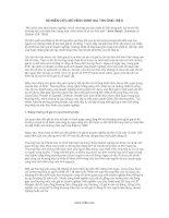 Tài liệu NGHIÊN CỨU MÔ HÌNH ĐỊNH GIÁ THƯƠNG HIỆU docx