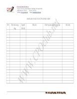Tài liệu Danh sách nhà cung ứng được chọn ppt